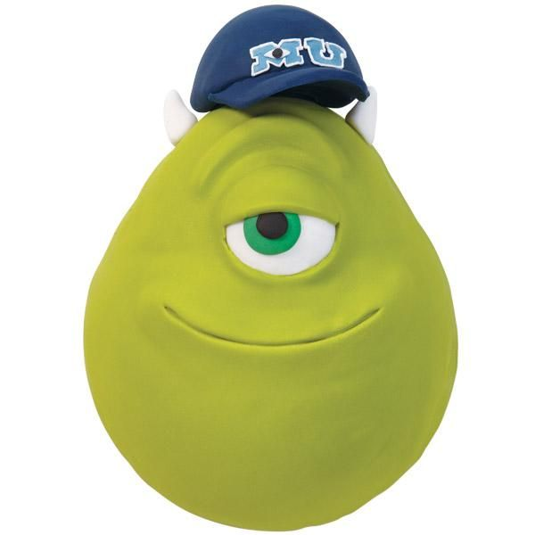 Mike Wazowski S Lifelong Dream Is To Become A Scarer At