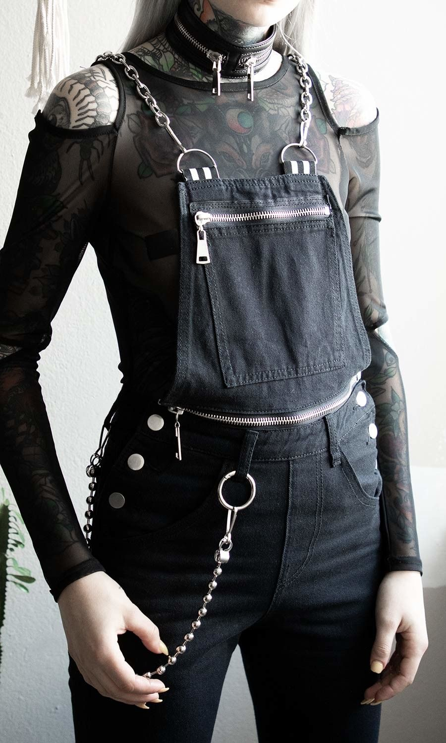 Overalls and orgasm and teen