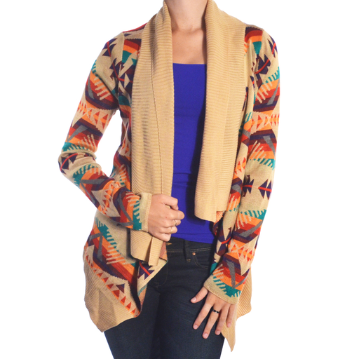 Tribal Print Cardigan - AMaVo in <3