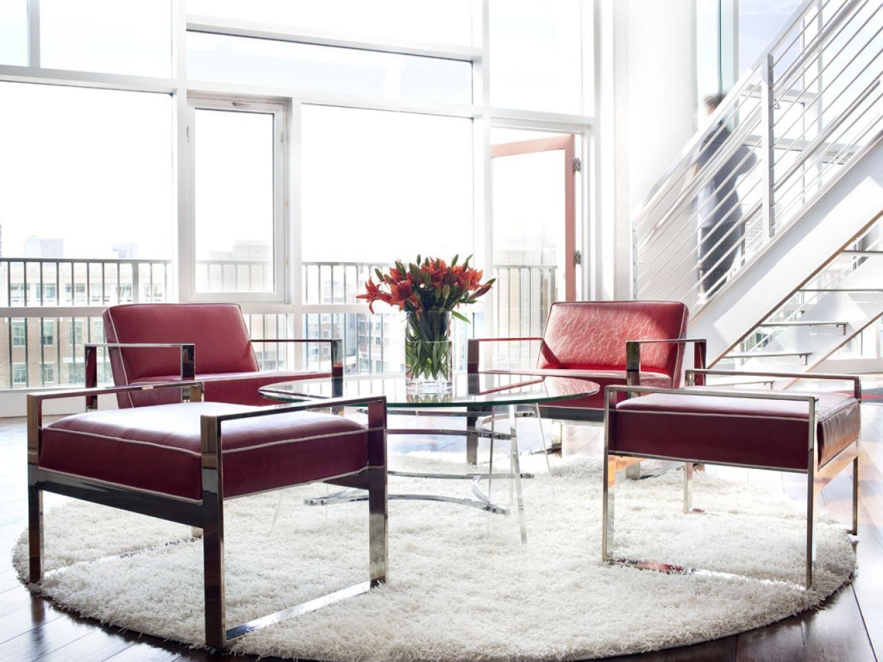 Urban Spaces: Minimalist Modern Atlanta Loft | Loft interior design ...