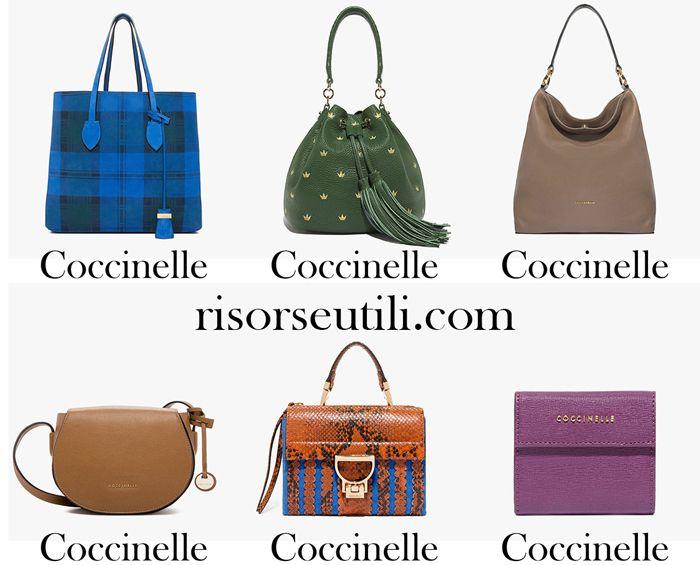 Handbags Coccinelle Fall Winter 2017 2018 Women Bags