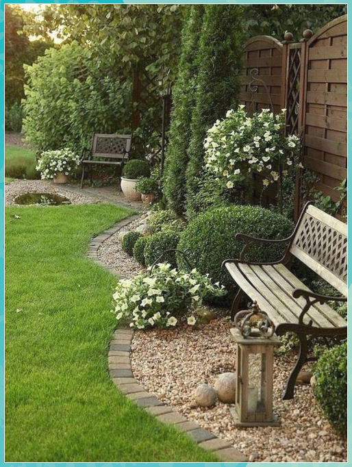 15 Amazing Front Yard Landscaping Ideas To Make Your Home More Awesome Amazing In 2020 Front Yard Landscaping Design Cheap Landscaping Ideas Modern Garden Landscaping