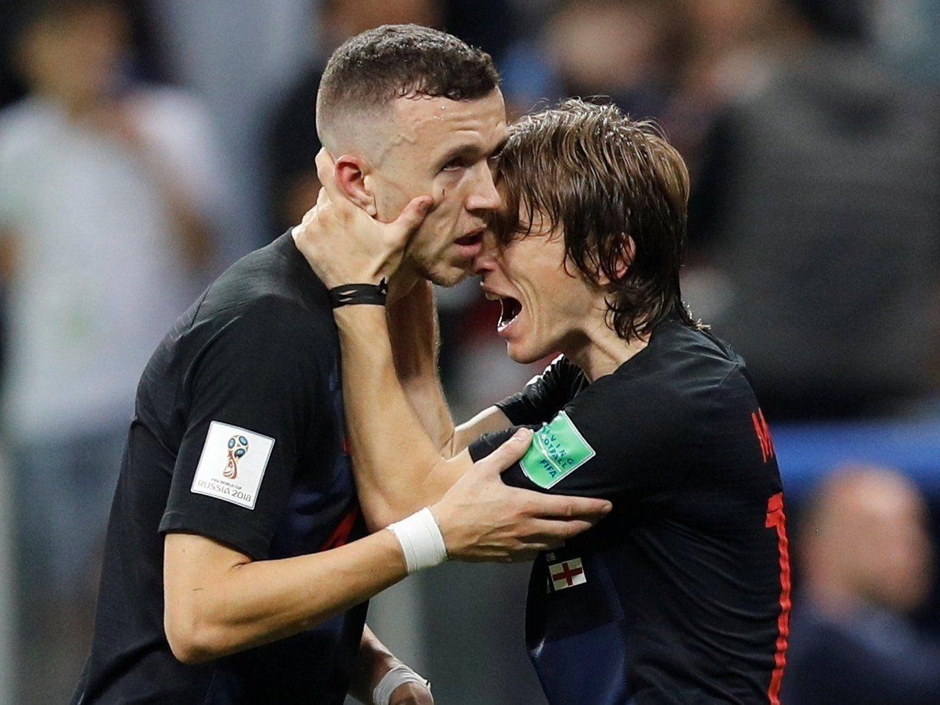 England still a long-ball team': Croatia hit out after World
