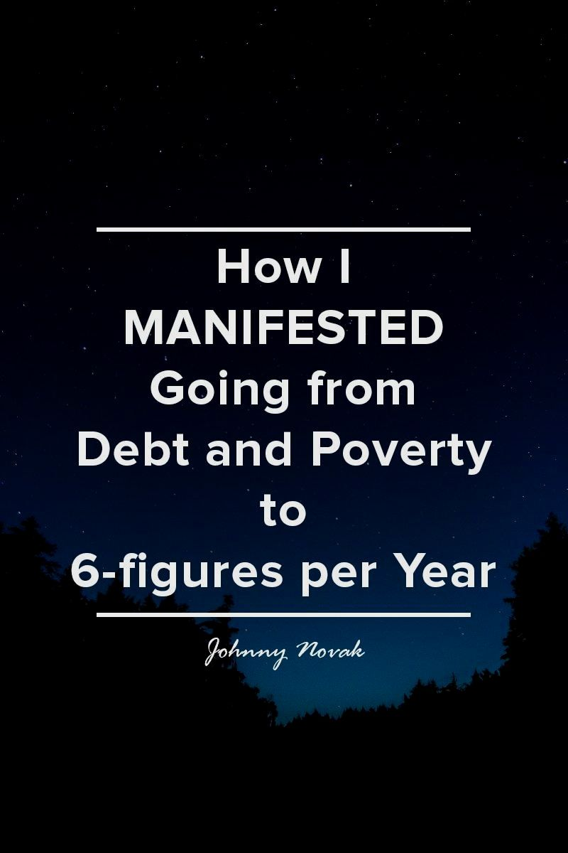 Manifest your dream life starting today