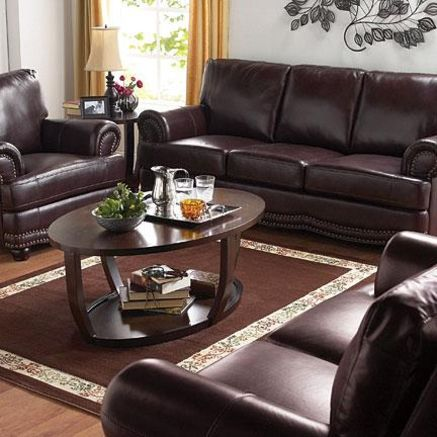 leather furniture is versatile and durable but not all