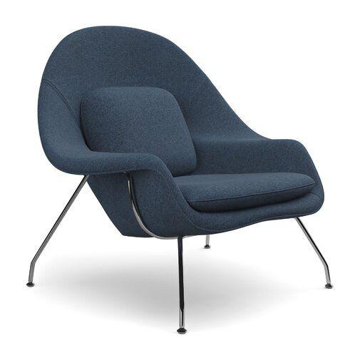 Elin Lounge Chair Womb chair, Saarinen womb chair