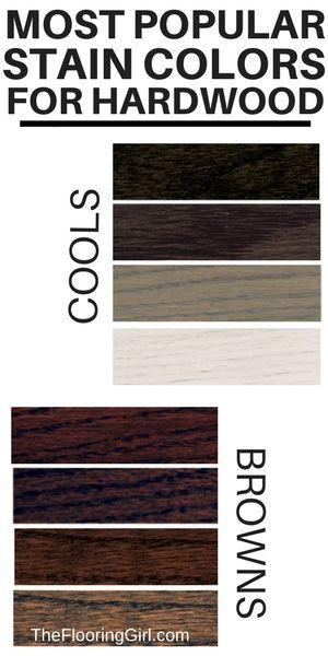 Hardwood Flooring Stain Color Trends 2018 Wood Floor Refinishing