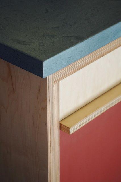Ne dites plus contreplaqu dites plywood plywood meuble contreplaqu contreplaqu et - Peindre meuble contreplaque ...
