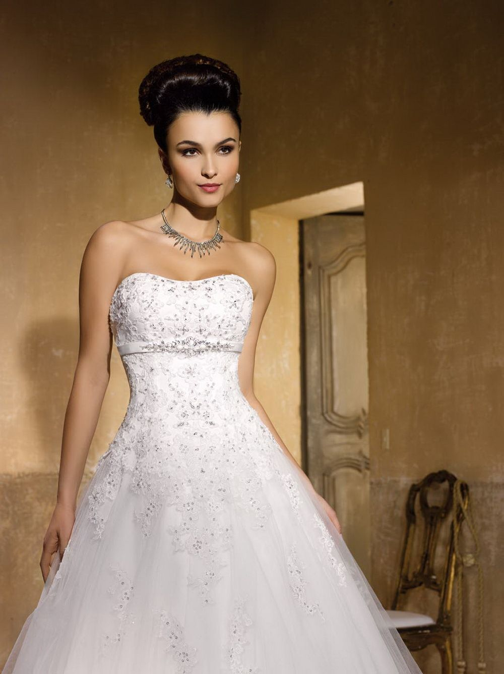 161-43 - Robe de mariée MISS KELLY 2016