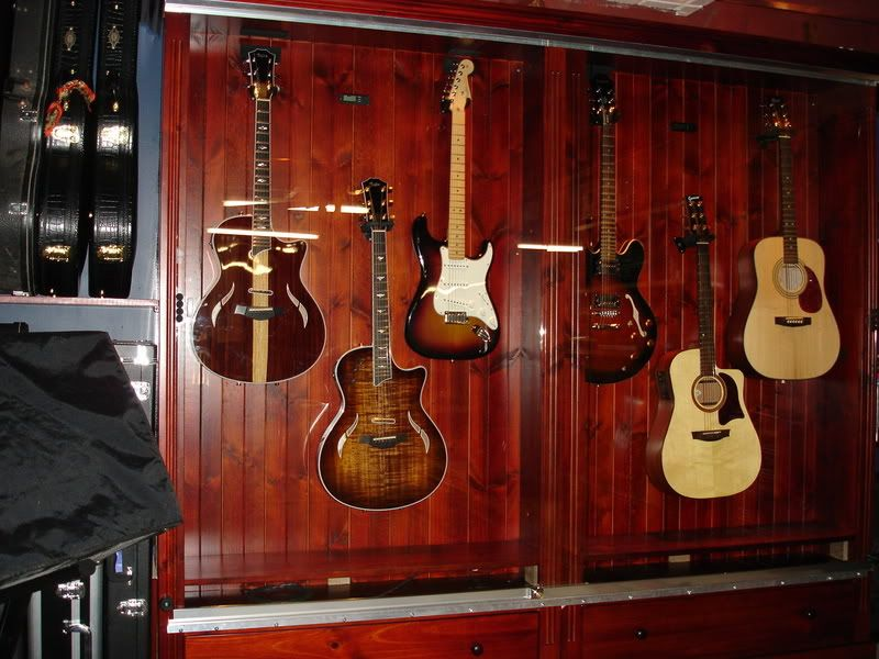 Marvelous Guitar Storage U0026 Display Hereu0027s The One Paul Mentioned That I Built A Bit  Over A Year Ago.If You Go Back And Do A Search On Humidified Guitar Case I  Go Into ...