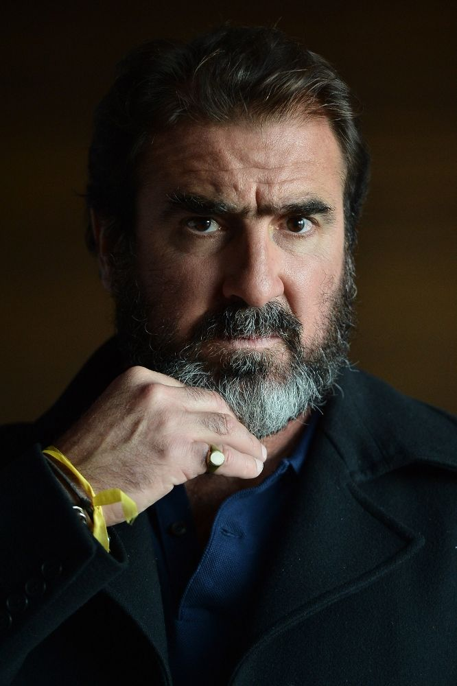 Eric cantona & sir alex ferguson voetbal, manchester united, eric cantona, voetbal oefeningen. Cantona would love to be United manager - Official ...