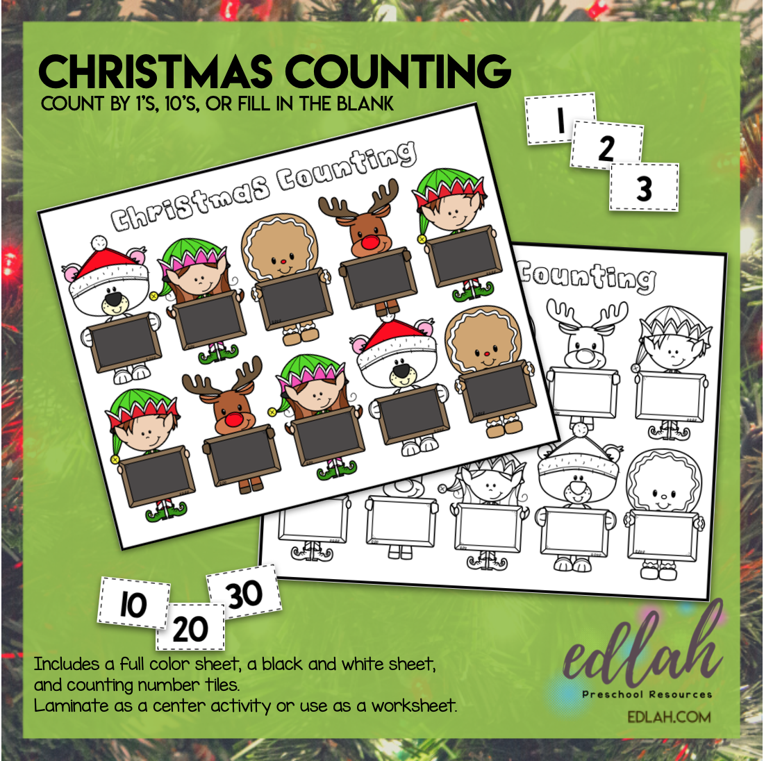 Christmas Counting In