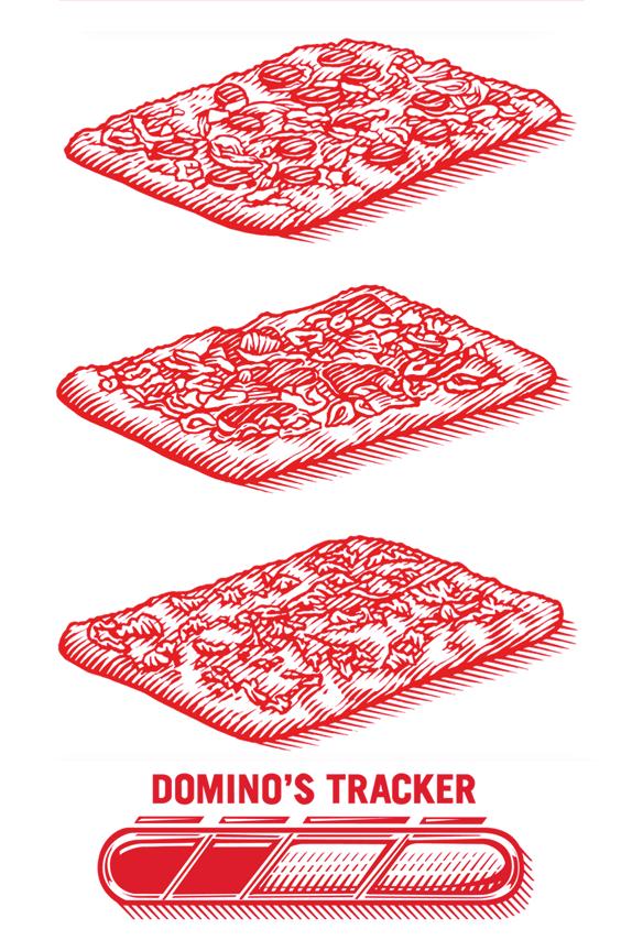 Domino S Pizza Box Illustrations Dominos Pizza Pizza Box Design Pizza Design