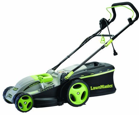 Lawnmaster Lawnmaster Meb1016m 15 10 Amp 2 In 1 Electric