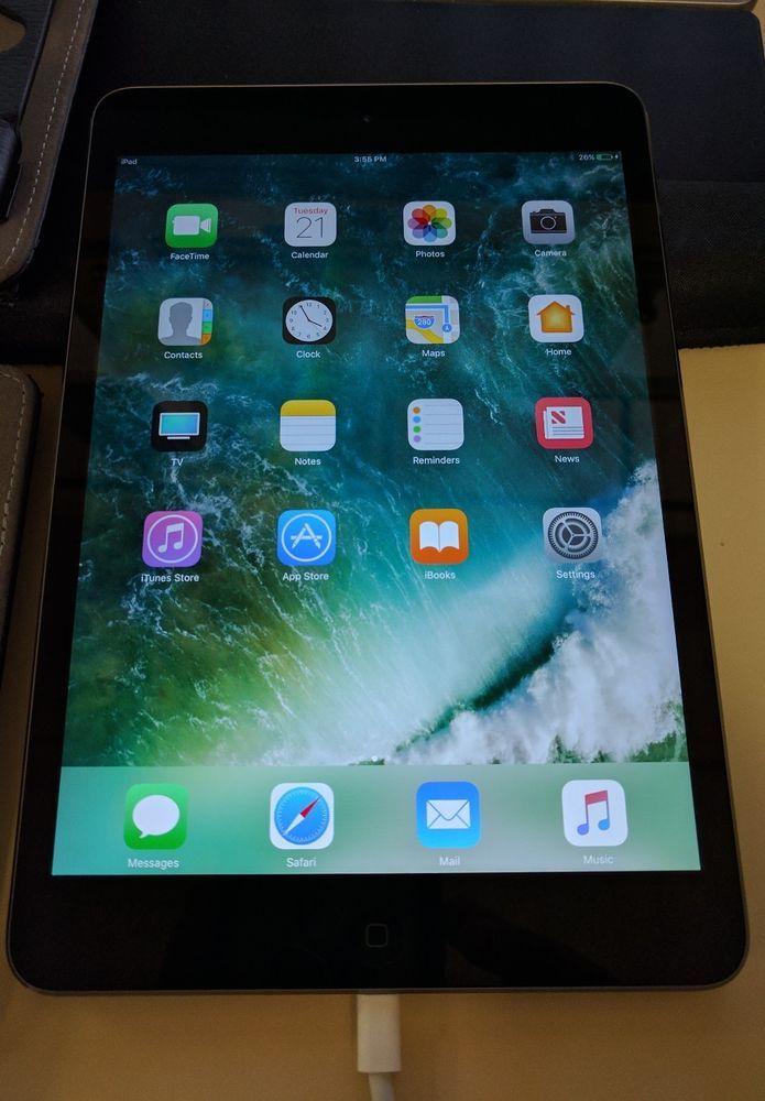 Apple iPad mini 2 16GB, Wi-Fi, 7.9in - Space Gray #Apple