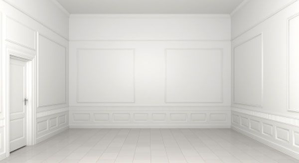 all white room - Google Search Blank canvas room - - What about ...