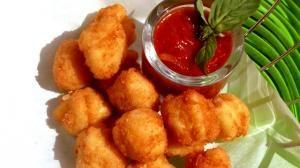 Azteca   Croquetas de surimi [LEER] - Cocina