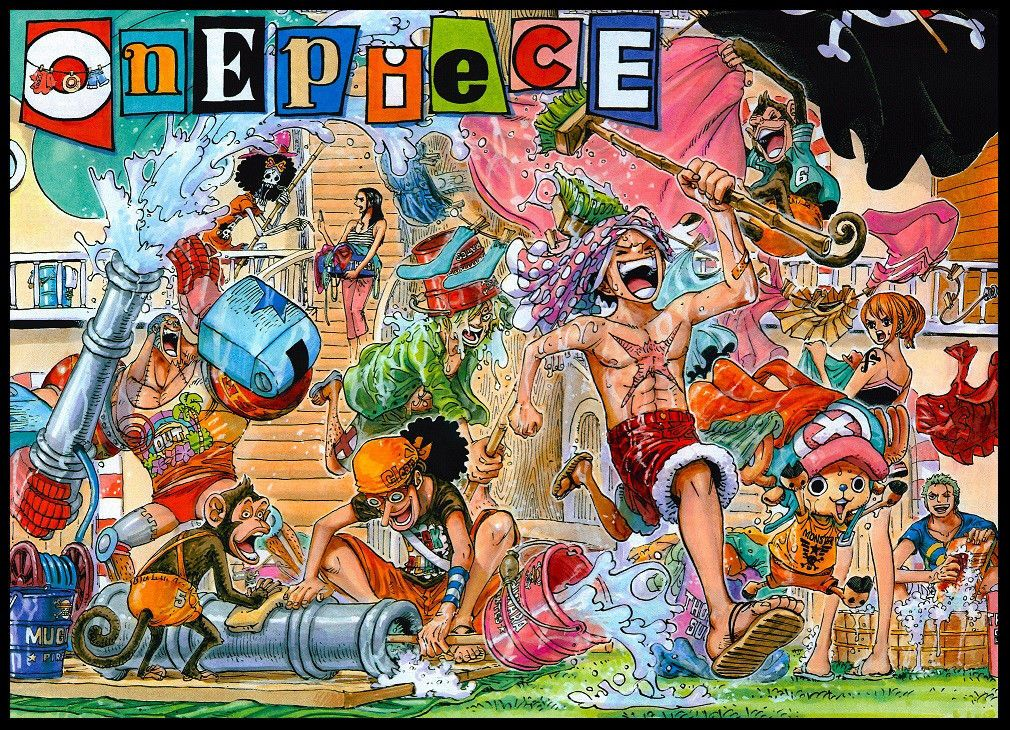ワンピース ONE PIECE Anime one piece, One pièce manga, Anime