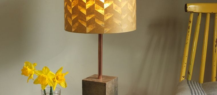 Came across these splendid handmade light shades made by Tess Wakeling via @CraftsCouncilUK