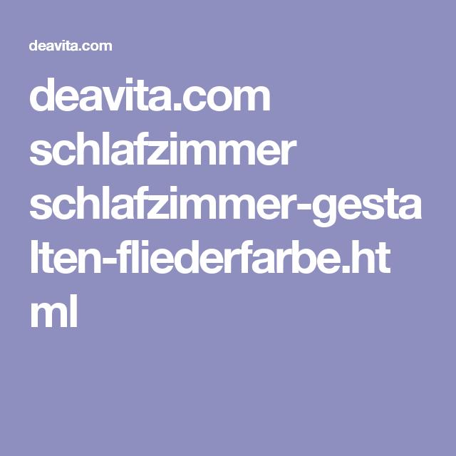 deavita.com schlafzimmer schlafzimmer-gestalten-fliederfarbe.html ...