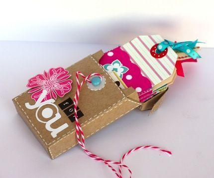 Carta e Ricordi: Un mini in scatola!