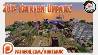 Kurtjmac Patreon Update Minecraft Server Discord More Server Minecraft Mini Games