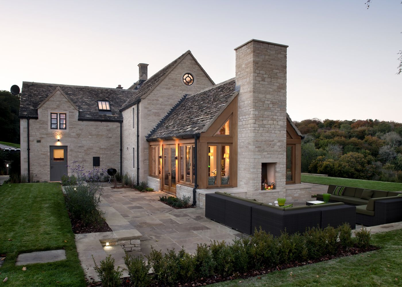 Cotswold House 1 Modern Farmhouse Exterior House Designs Exterior House Exterior