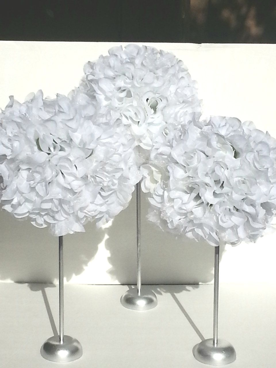 Kissing Ball Stands RENTAL Wedding Centerpieces Flower by 222Lane ...