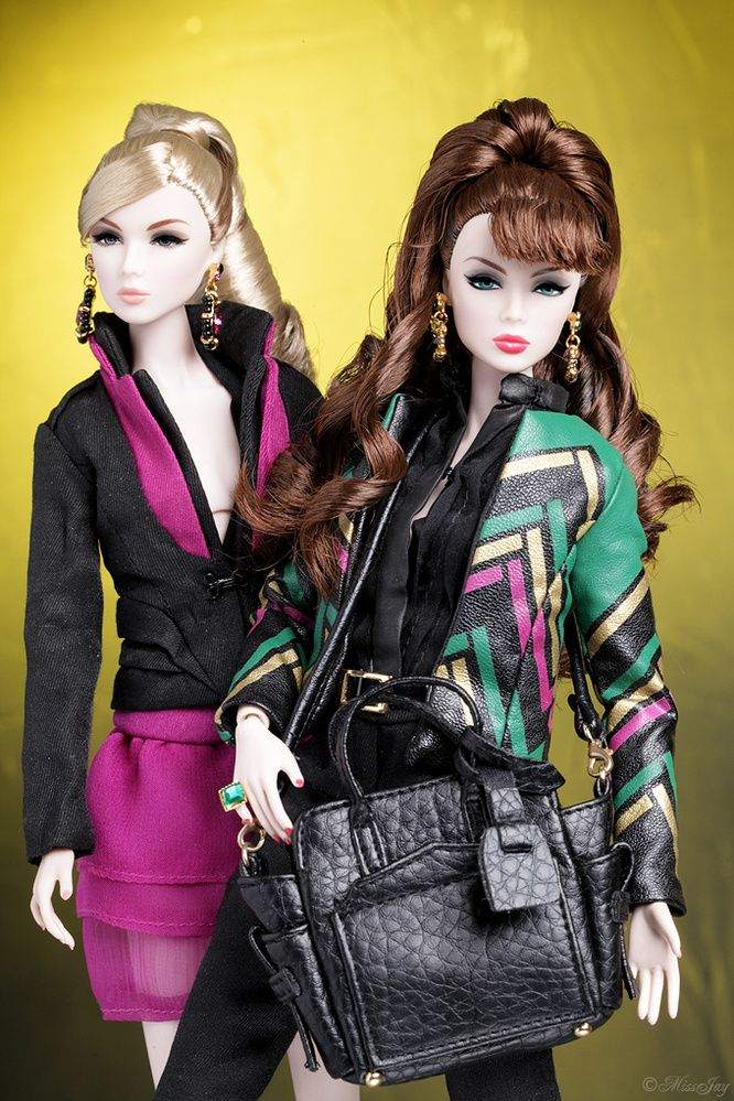 Lead Singles Lillith And Eden Twins « MissJay's Doll Blog