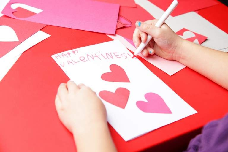 15 valentine's day card ideas for kids and adults