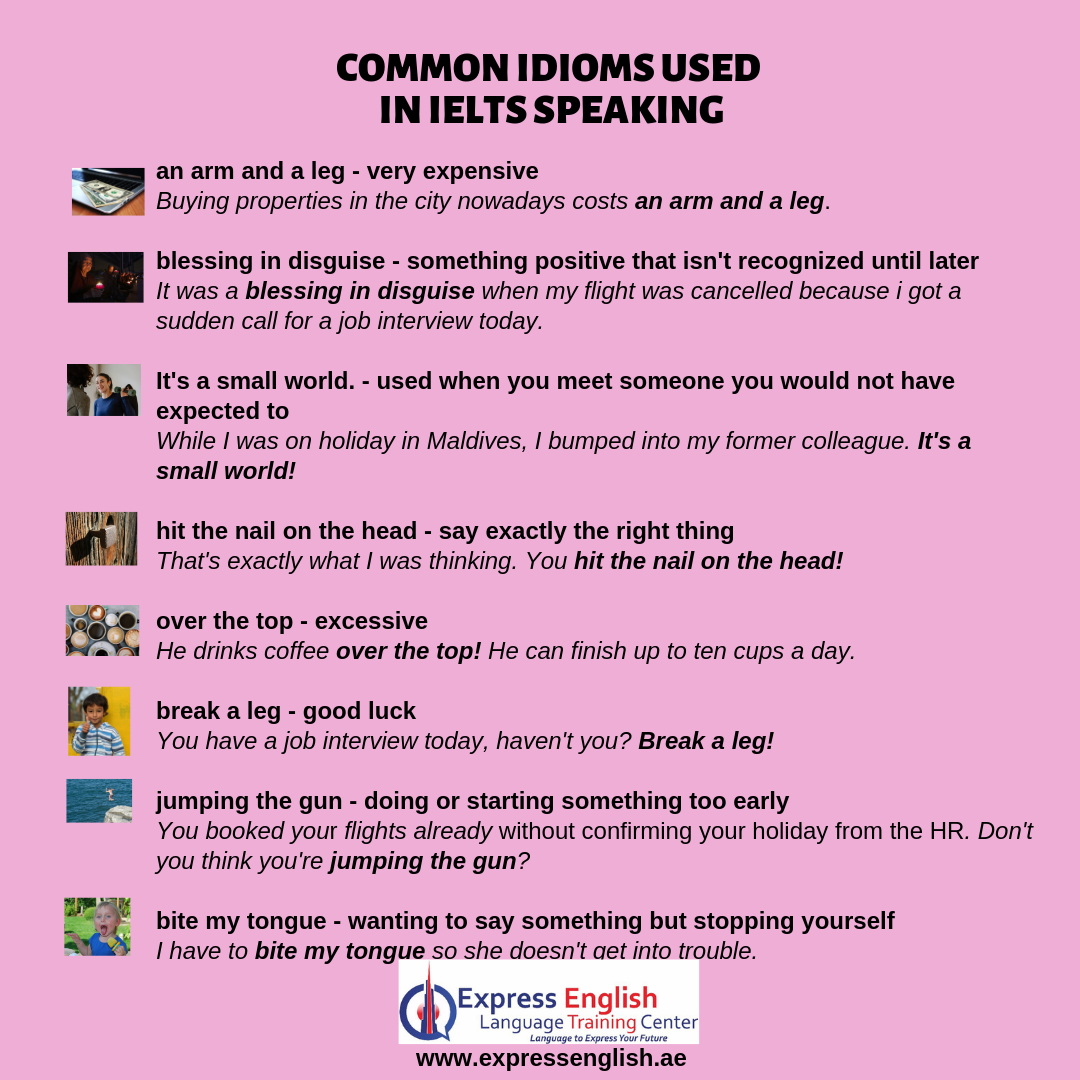 An Arm And A Leg Idiom Meaning In Urdu Native English Speakers Often Inject Idioms In Informal Conversations Hence Using Them Ielts Writing Learn English Vocabulary English Pronunciation Learning