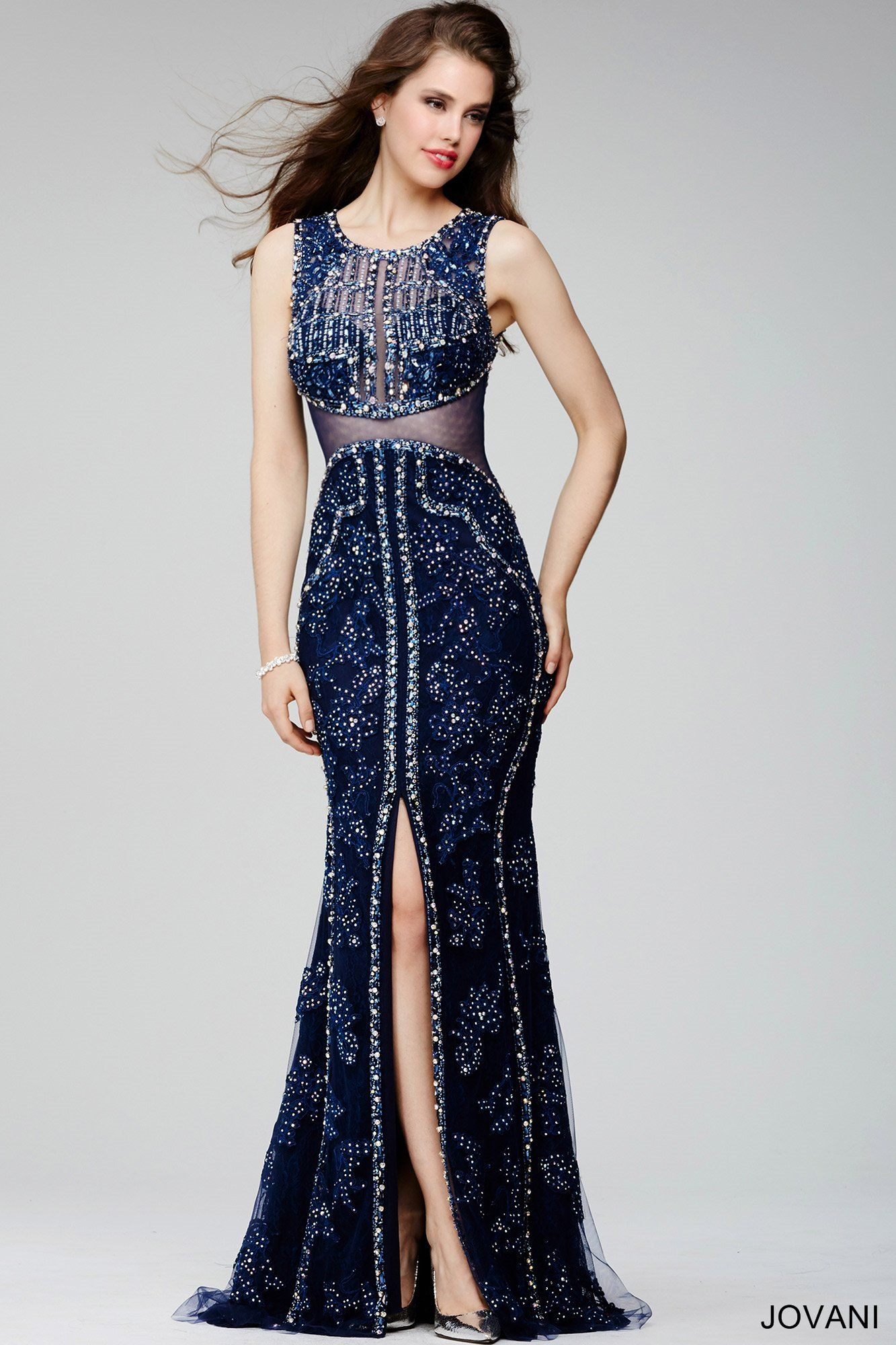 Sultry in blue  Jovani 27608  8bae8bcd6