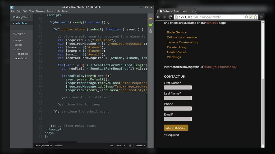 Introduction to jQuery for Designers Introduction to