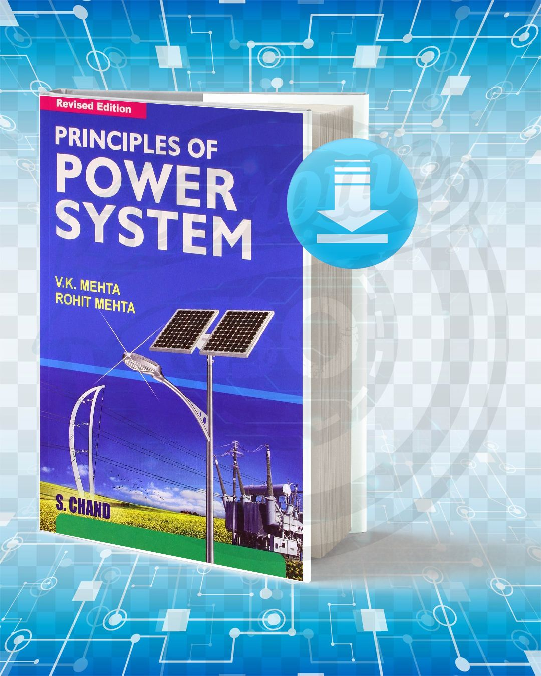Download Principles of Power Systems pdf. Electrical