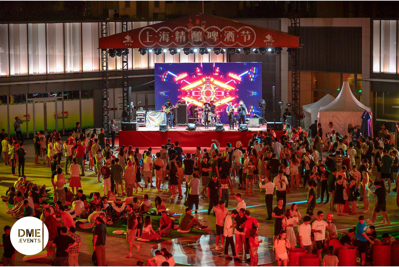 Festival Stage Venue Setup Craft Beer Festival Beer Festival Craft Beer