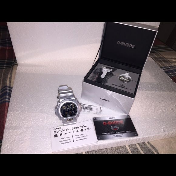 e2a33082596f G-Shock DW-6930BS-8 Limited Edition 30th G-Shock DW-6930BS-8 Limited  Edition 30th Anniversary NIB G-Shock Accessories Watches
