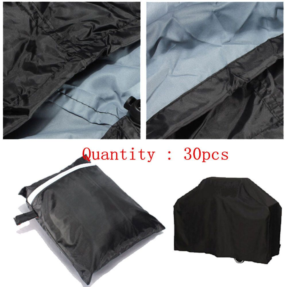 BBQ Cover Outdoor Waterproof Barbecue Covers Garden Patio Gas Grill Protector