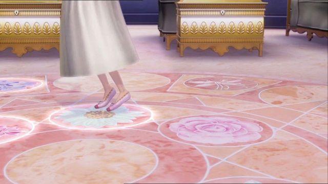 Floor Tile In 2020 Barbie 12 Dancing Princesses 12 Dancing Princesses Barbie Princess