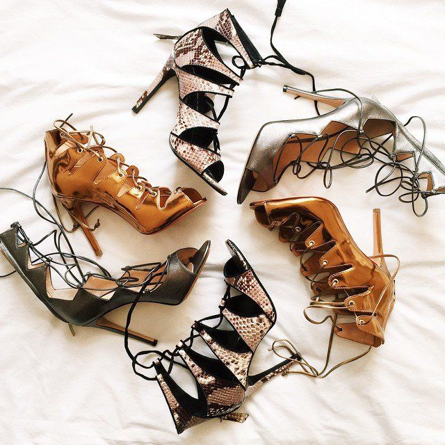 Pin for Later: This Is Hands Down the Best Shoe Porn We've Ever Laid Eyes On ohhcouture Her feed: ohhcouture