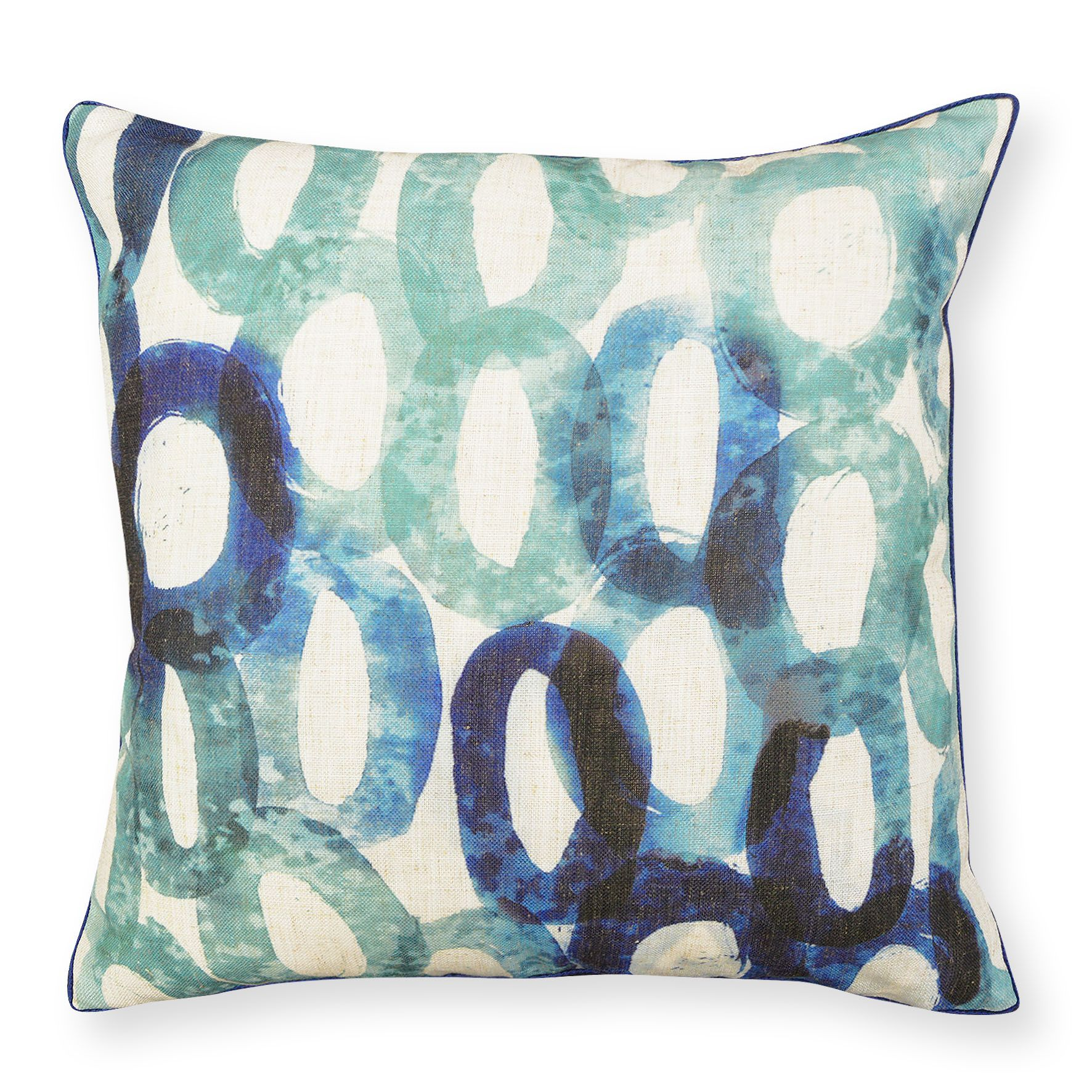 Neptune Blue Cushion 2 of these with