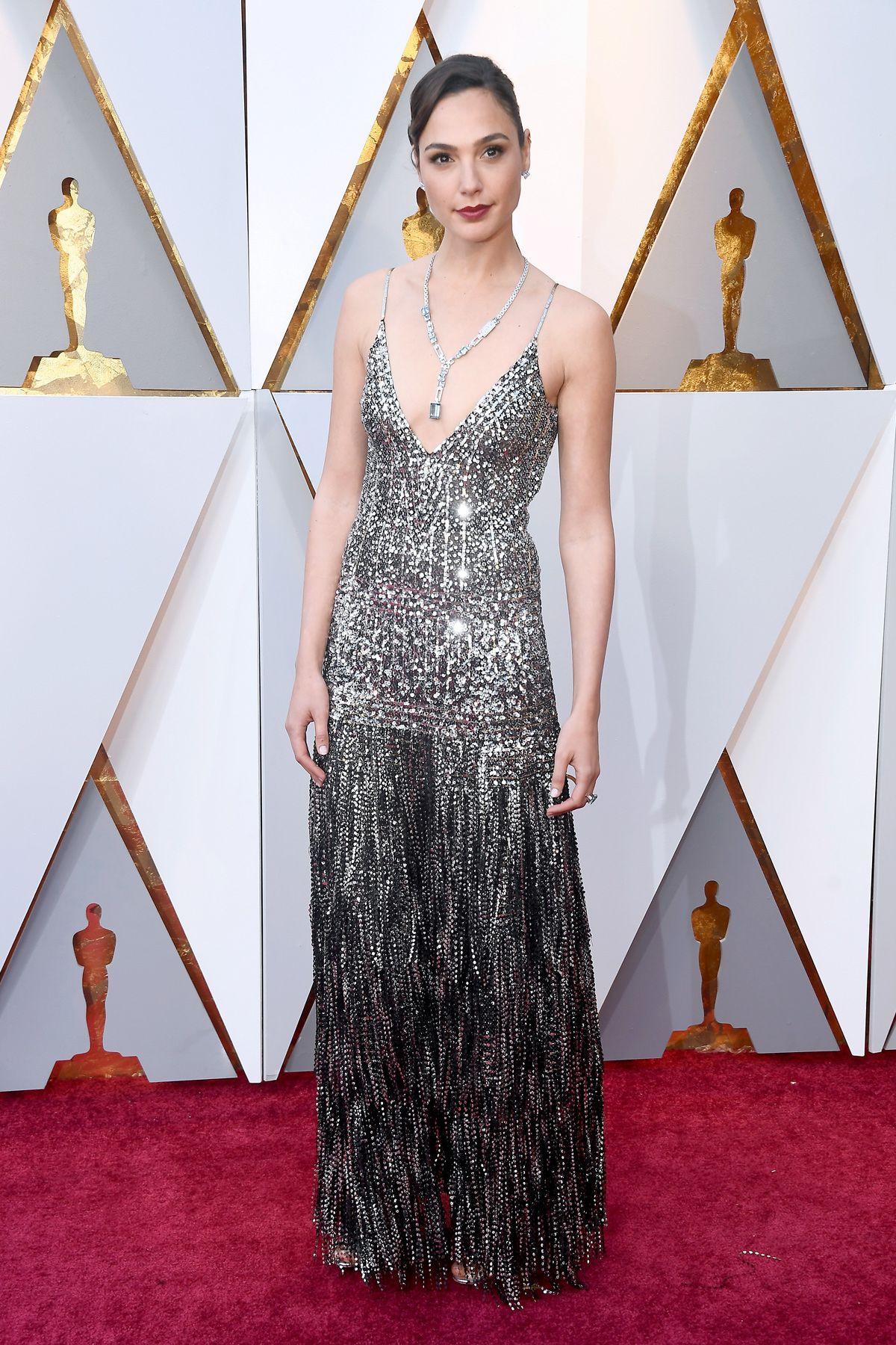 La Alfombra Roja De Los Premios Oscar 2018 Red Carpet In