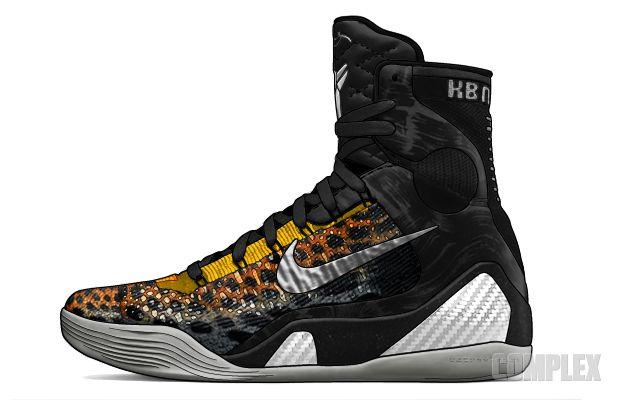 43350e54e2f240 Imagining Classic Nike Colorways on the Kobe 9Cheetah VII