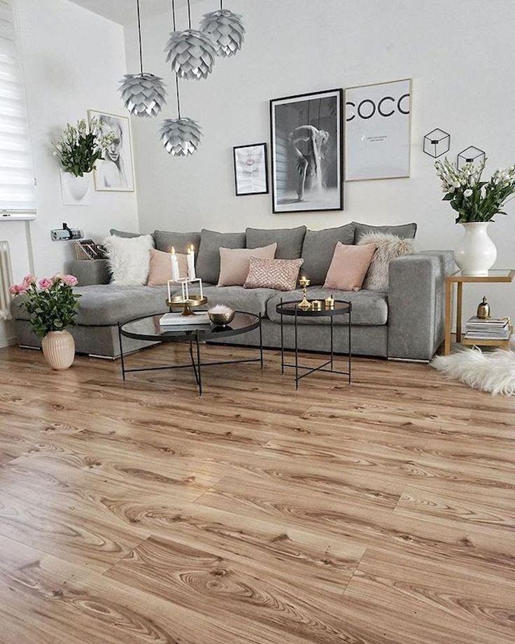85 Cozy Modern Farmhouse Living Room Decor Ideas