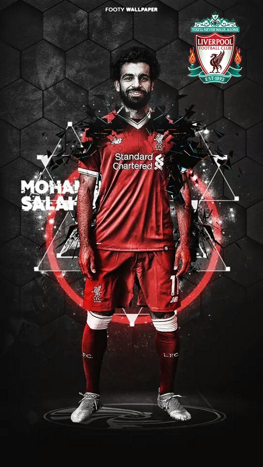 Pin By Ahmad Denkc On All About Liverpool Mohamed Salah
