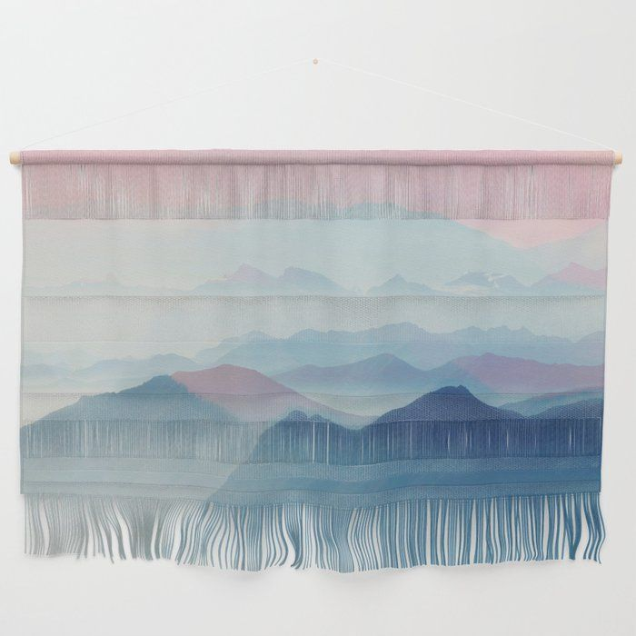 536 Mountains Wall Hanging WALL HANGING TAPESTRY#hanging #mountains #tapestry #wall