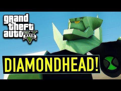 Gta 5 Mods – Ben 10 Tennyson DiamondHead (Gta 5 Pc Mod)   MO   Gta 5