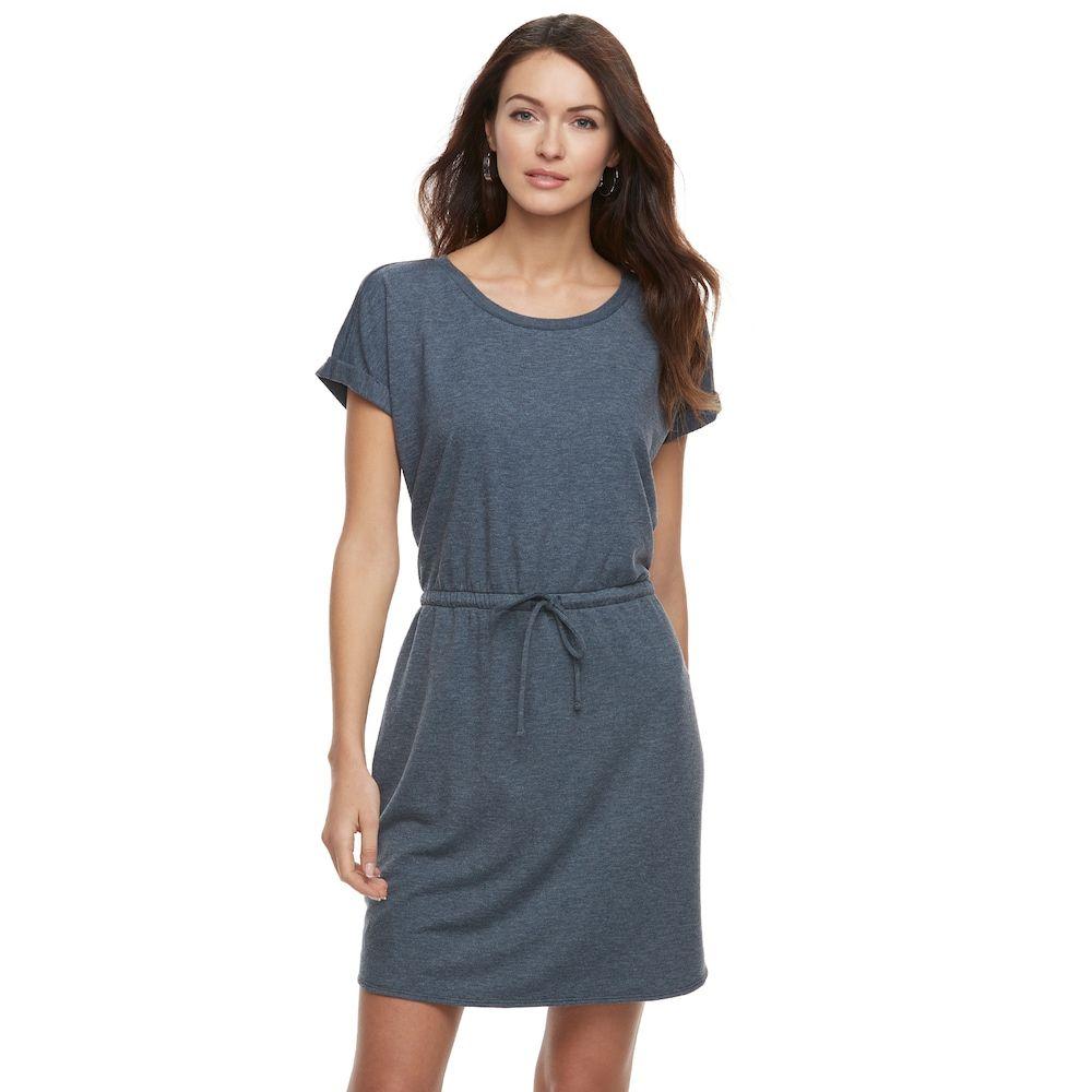 """baa6993e7ccf9 Women s SONOMA Goods for Lifeâ""""¢ Soft Touch T-Shirt Dress"""