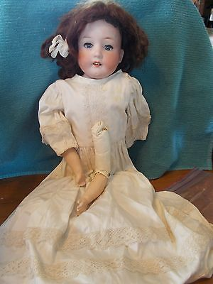 "Antique 22"" Heubach Kopplesdorf 275 Beautiful Doll w Vintage Clothing Needs TLC | eBay"