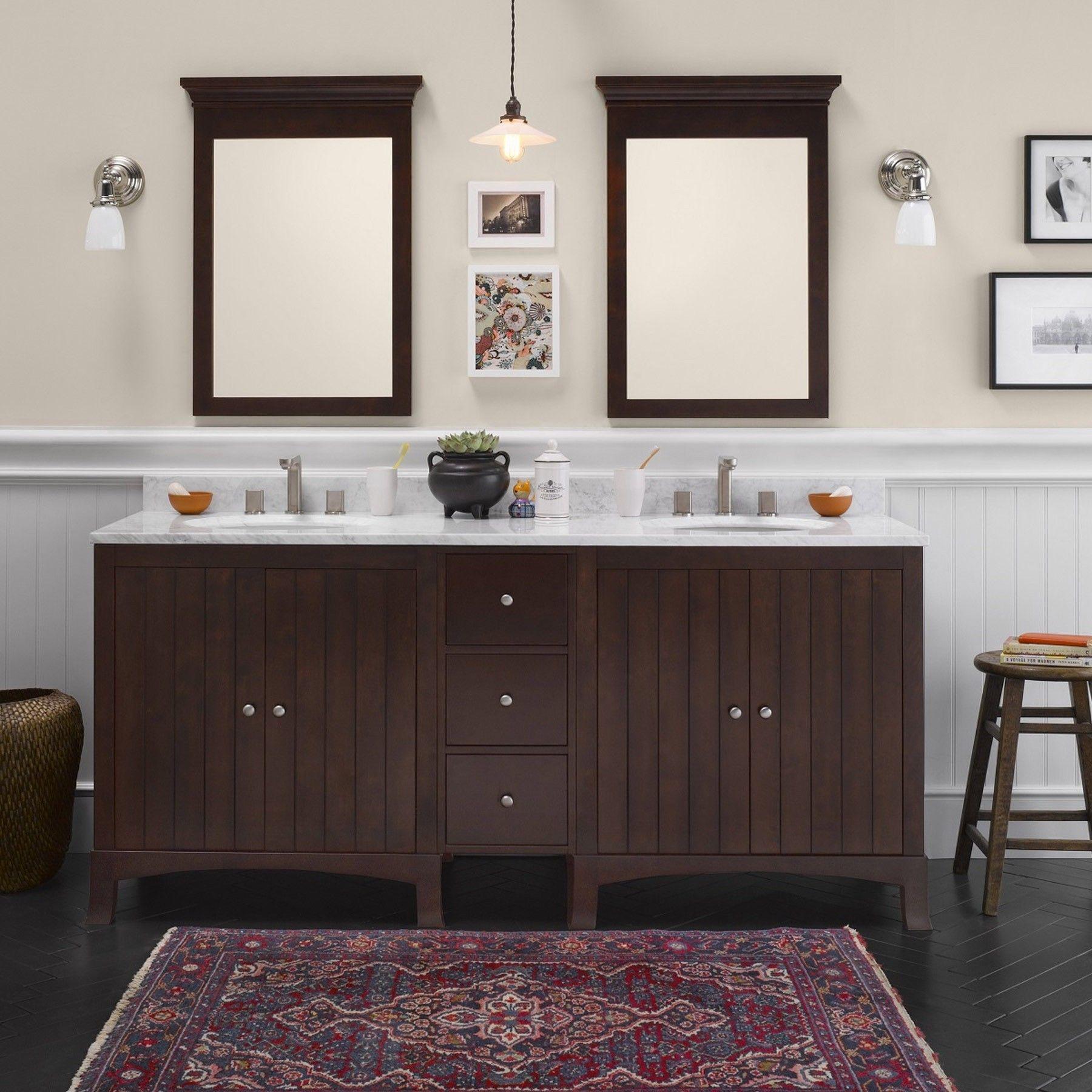"30"" Pamela Single Bathroom Vanity Base Cabinet Only ..."