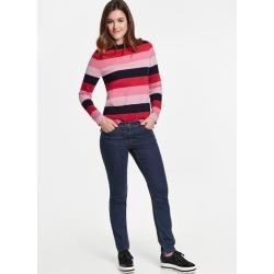 Photo of Gerry Weber Blue Jeans mit Kontrastnähten blue denim mit use Damen Gerry Weber